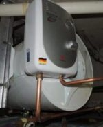 Replacing Storage Water Heater with Multipoint